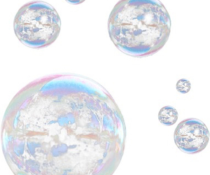 bubbles, overlay, and transparent image