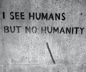 humans and quote image