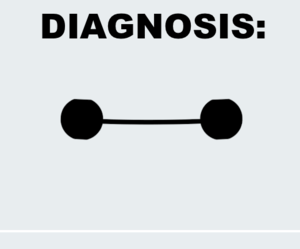 diagnosis, disney, and funny image