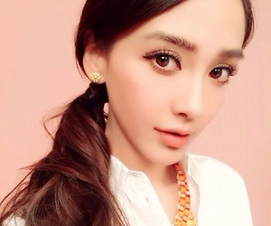 model, angelababy, and chinese image