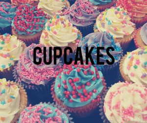 cupcake, food, and yummy image
