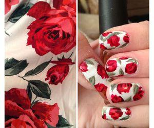 nail art, nails, and beauty image