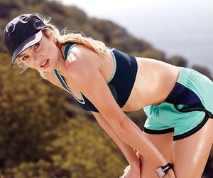 candice swanepoel, sport, and Victoria's Secret image