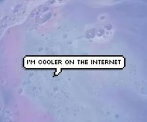internet, grunge, and cooler image
