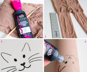 cat, diy, and do it yourself image