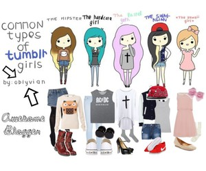 outfit, styles, and tumblr image