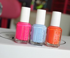 nail polish, beauty, and nails image