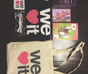 bag, california, and stickers image