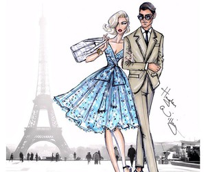 paris, fashion, and hayden williams image