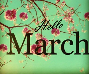 march and pleasebegood image
