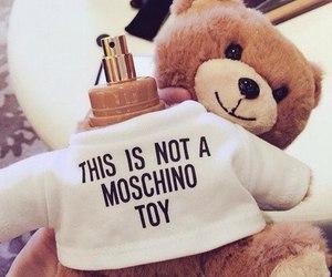 Moschino and perfume image