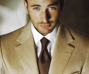 chris evans, mine, and sexy image