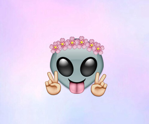 grunge, pastel, and peace image