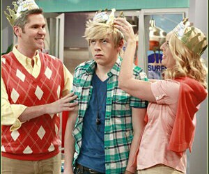 tv show, austin and ally, and austin moon image
