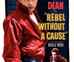 james dean, rebel without a cause, and rebel image