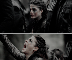 the hundred, the 100, and octavia blake image