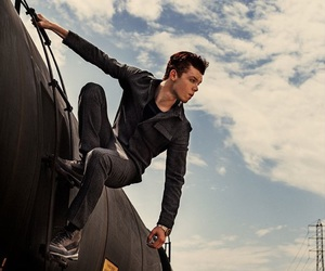 cameron monaghan, ginger, and Hot image