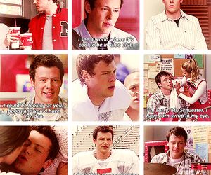 glee, quotes, and finn hudson image