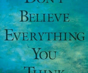 believe, blue, and trust image