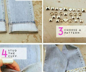 diy and jeans image
