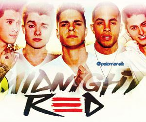 edit, midnight red, and eric secharia image