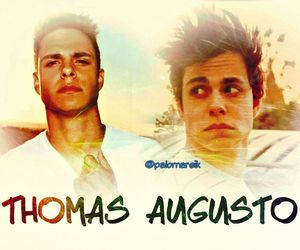 edit, midnight red, and thomas augusto image