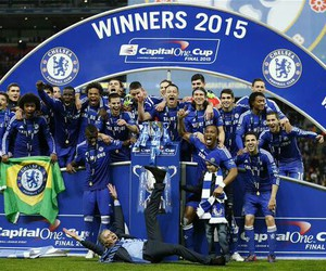 Chelsea FC, the blues, and winner image