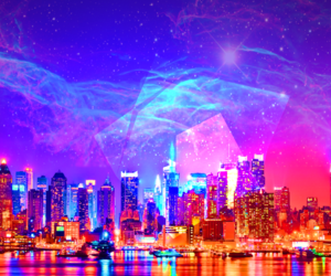 city, colorful, and colors image