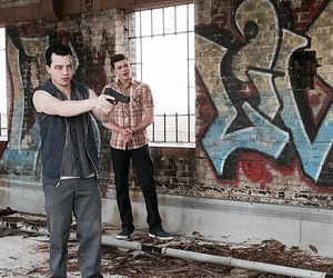 shameless, cameron monaghan, and noel fisher image