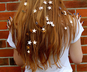 hair and stars image
