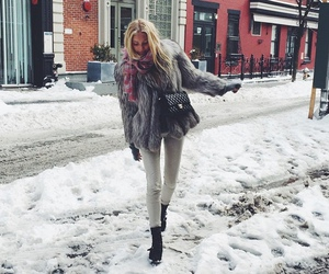 elsa hosk and fashion image