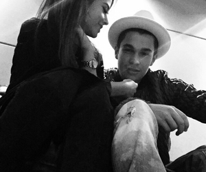 austin mahone, becstin, and becky g image