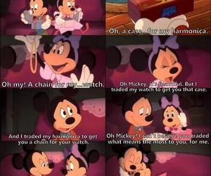 disney, mickey, and love image