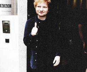 ed sheeran and smile image