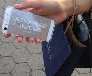 iphone, Queen, and case image