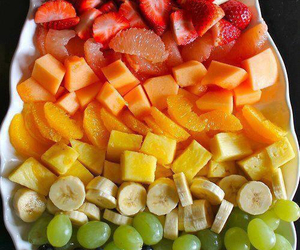 food, colors, and FRUiTS image