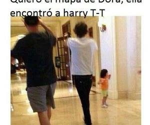 Harry Styles, one direction, and Dora image