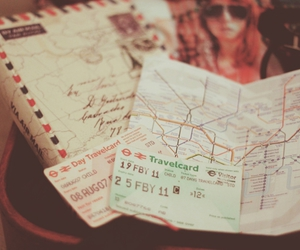 awesome, card, and travel image