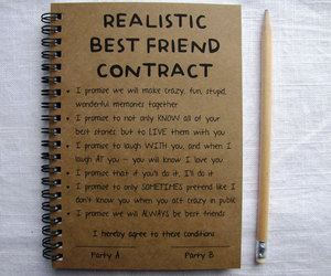 best friend, quote, and bff image