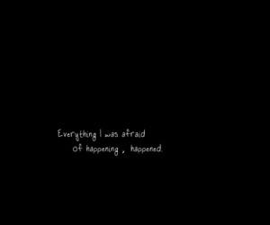 feelings, happening, and heartbreaking image