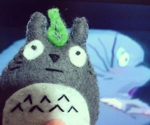 diy, My Neighbor Totoro, and totoro image