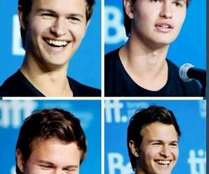 ansel elgort, love, and ansel image