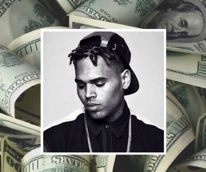 chris brown, grunge, and iphone image