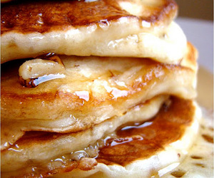 pancakes, food, and delicious image
