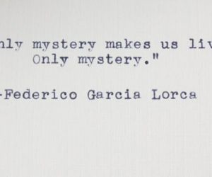 federico garcia lorca, quote, and words image