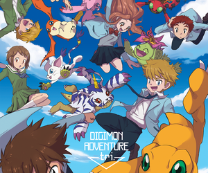 digidestined and digimon adventure tri image