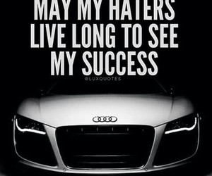 haters and luxury image