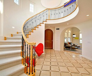 big, Dream, and stairs image