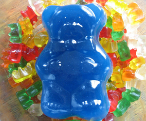 candy and gummy bears image