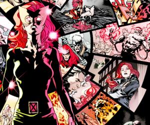 cyclops, Marvel, and phoenix image